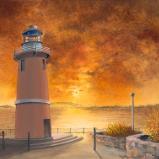 Clover Island Lighthouse