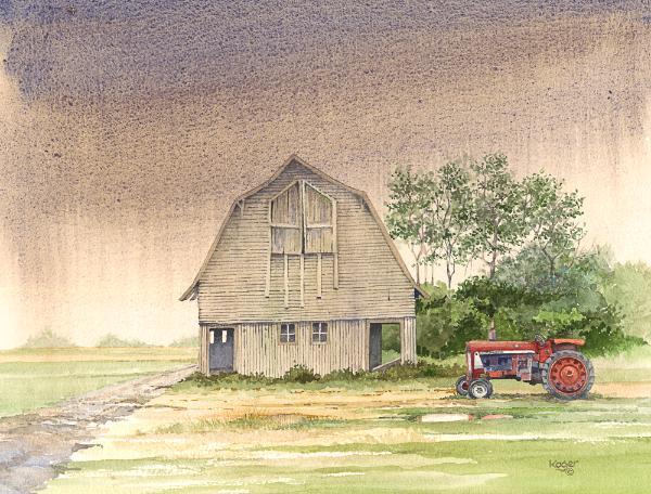 Thomle Road Farm